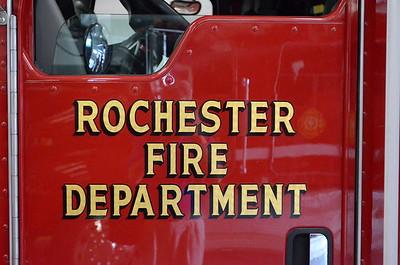 Rochester Fire Department Renovations