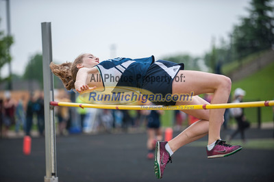D2 2015 High Jump Girls