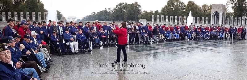 Honor Flight #1 (Oct2013)