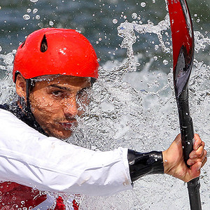 ICF Canoe Kayak Slalom World Cup Pau 2016