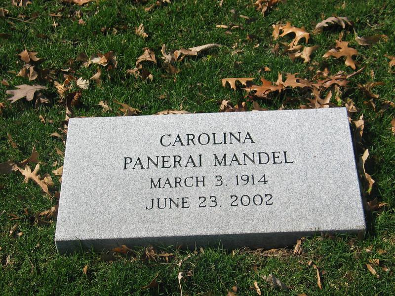 Carolina Panerai Mandel