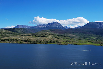 Routt National Forest - Lake Dumont
