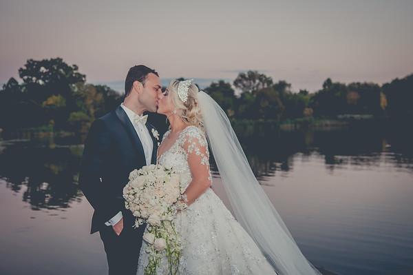 Gina and Joe Wedding