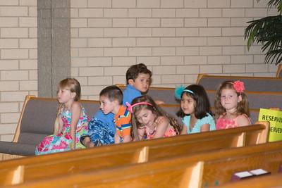 2013 - Kaylee Preschool Graduation