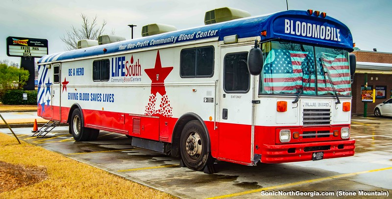 LifeSouth Blood Drive Stone Mtn GA Jan 2019