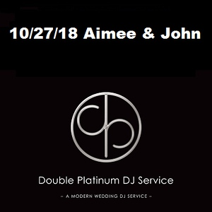 10/27/18 Aimee and John
