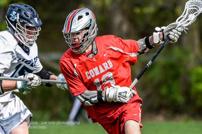 Conard vs. East Catholic - May 7, 2018