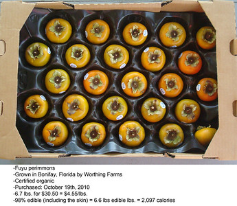 2010.10.19 - Fuyu Persimmons - Worthing Farms