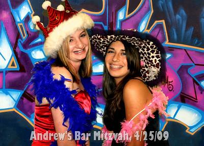 4-25 Ferber Bar Mitzvah