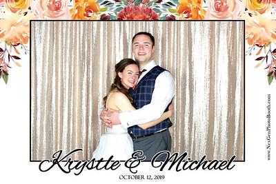 Krystle & Michael's Wedding 10/12/19