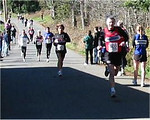 2003 Hatley Castle 8K - Bob Reid just edges out Laura Leno