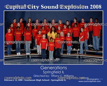 Capitol City Sound Explosion
