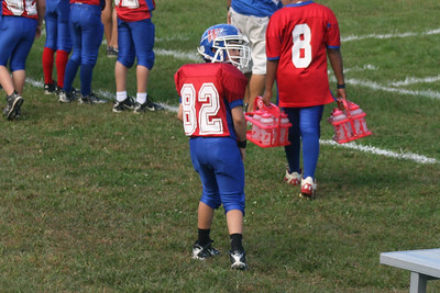 Waterford Youth Football, 9/18/10