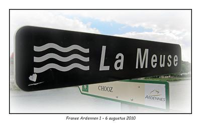 Franse Ardennen  01-06 augustus 2010