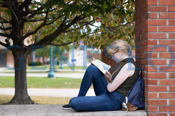 Student Outside
