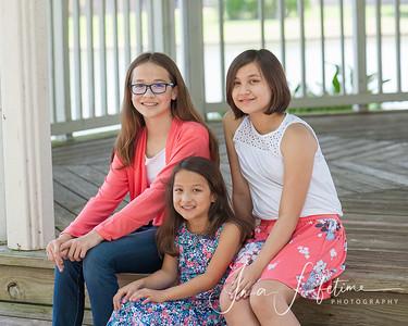 Pecan Park Family photos
