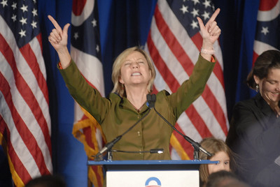 2008 Election Night with the Democrats