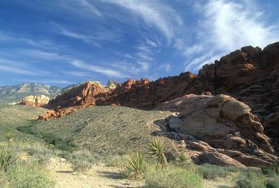 Red Rock Canyon - May '99