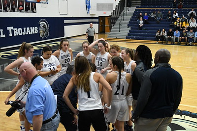 2018-19 McDowell Girls Basketball