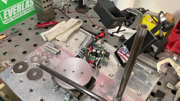 December 2020 welding