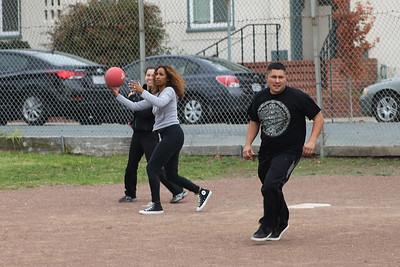 Staff Kickball Game