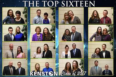 Top 16 Seniors (4/4/2017)