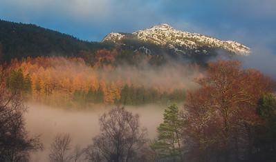 Mountains of Bergen