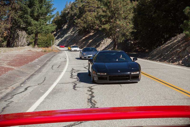 2012 10/14: CalCoastal NSX Canyon Drive XII