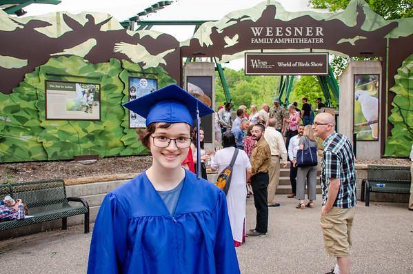 2019 May - Gina's Graduation