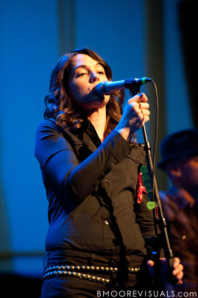 Brandi Carlile performs on February 18, 2010 at Capitol Theatre in Clearwater, Florida