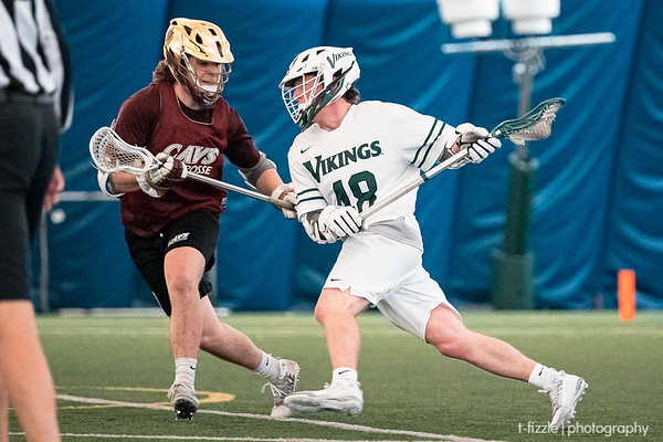 Cleveland State Lacrosse Scrimmage vs. Walsh
