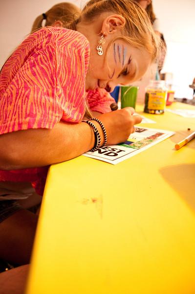 2012.09 - Bumbershoot: drawing
