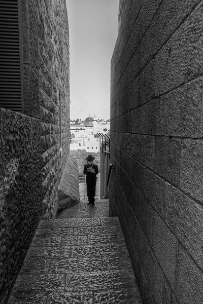Old City. Jerusalem.