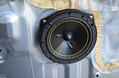 2001 Honda Accord Front Speaker Installation