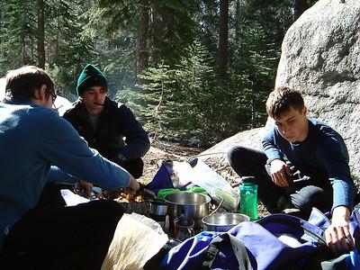 Sierras Trip
