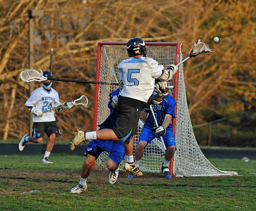 A 12-6 Win Over Sherwood (April 22, 2014)