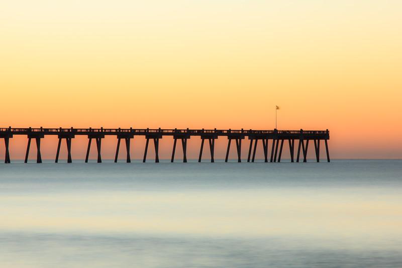 Morning Pier