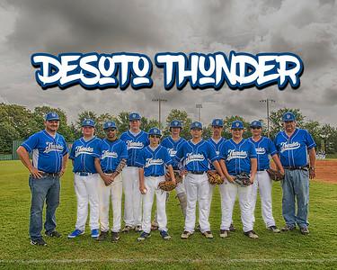DeSoto Thunder Baseball