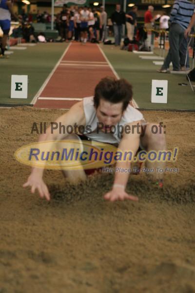 Boy's Long Jump - 2012 MITS Finals