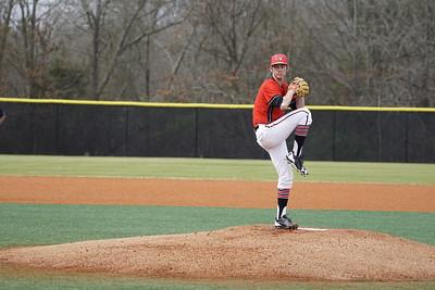 Gardner- Webb Baseball 02/18 vs Canisus