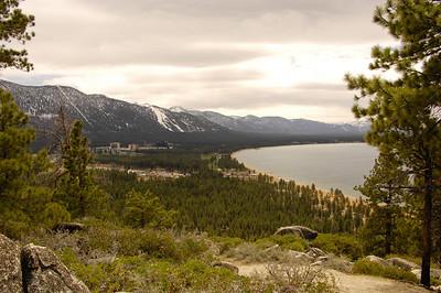 Rockin it in Lake Tahoe
