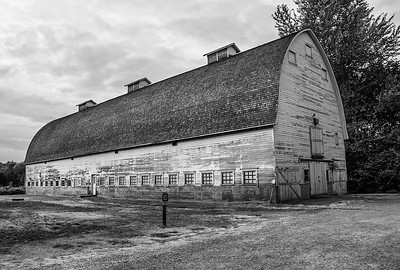 PNW Barns and Rural