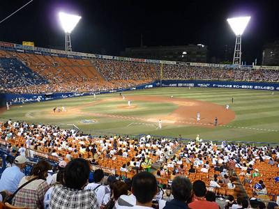 JAPANBALL Stadiums and Surroundings