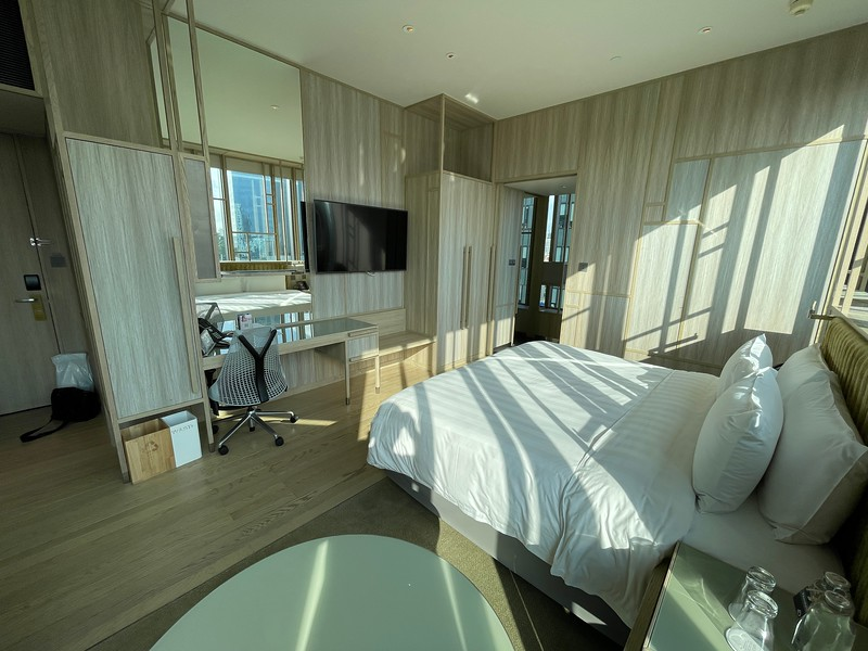ParkRoyal Pickering Signature Room From Sofa Bed