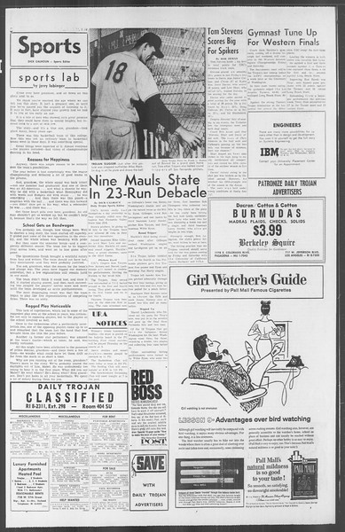 Daily Trojan, Vol. 53, No. 88, March 14, 1962