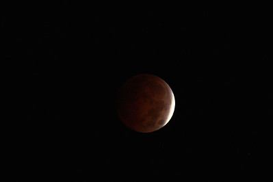 Blood Moon October 2014