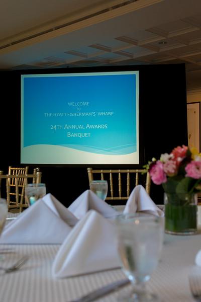 Hyatt Fisherman's Wharf Associate Party