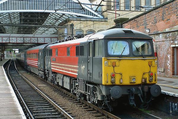 12th May 2003: Preston and Carlisle