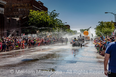 Florence CO - July 4th Wet/Dry Parade 2018