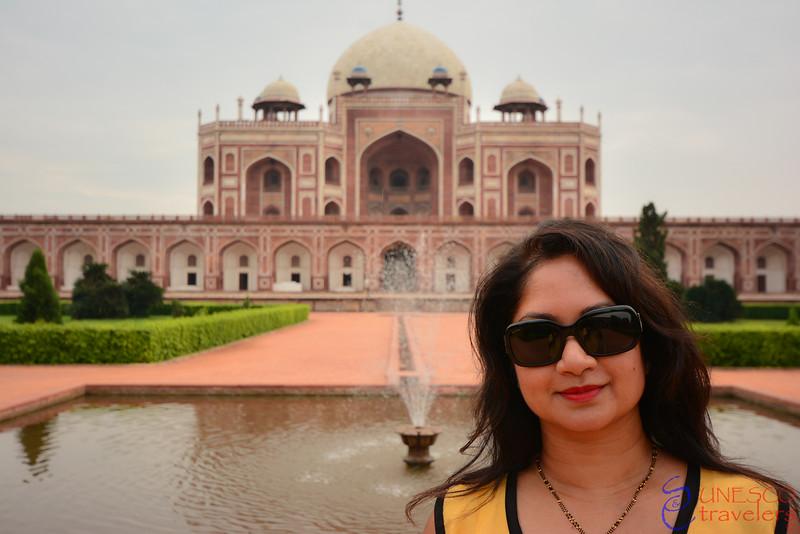 Humayan Tomb, India